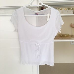 Vintage T-Shirt Blouse